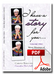 I Have A Story For You Volume 2 E-book PDF
